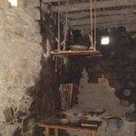 interior de una vivienda reconstruida y equipada