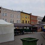 Exciting square