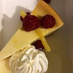 Lemon Drop Cheesecake