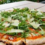 ¡Tienes que probar las deliciosas pizzas!