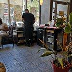 Photo de cafe et crepe