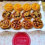 Deliciosos pasteles elaborados por nosotros mismos.