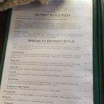 Detroit style pizza!