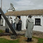Grounds of the Doagh Famine Village