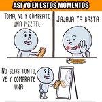 Vamos muchach@ ¡Hazlo! 😏🍕😳  #Orizaba #Pizzatl #pizza #lapizzadeorizaba #consumelocal #orizabapueblomagico #Meme