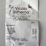 Vicolo Intherno Foto