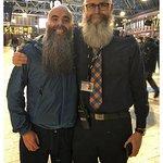 Beards of the Railway