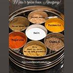 Mita's Amazing Spice Box