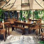Garden Patio Dining