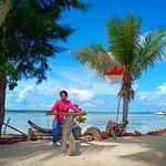 bunga jabe beach
