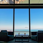 Relax with a cocktail at BAR 94, Chicago's highest bar with a full 360-degree view.