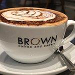 Billede af Brown Coffee and Bakery