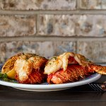 Lobster tail duo - cannot resist!