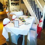 Our Downstairs Tea Room