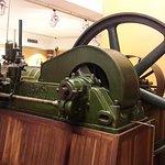 Old industrial machine