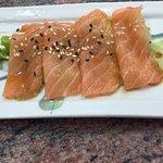 Locale rinnovato con il nuovo menù, sushi buoni e belli