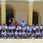 Visita por parte del colegio el Pilar de Bucaramanga.