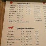 Biere vom Giesinger Bräu