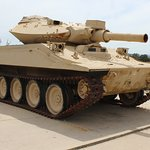 Sheridan M551 tank