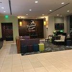 Adorable lobby!