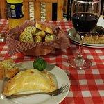 Bilde fra Pasta e Pizza Trattoria del borgo