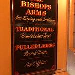 Bilde fra The Bishops Arms
