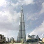 Burj Khalifa und Dubai Fountain