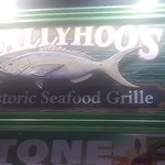 Foto de Ballyhoo's Historic Seafood Grille
