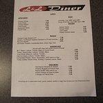 NH - MILTON - L&L DINER #16 - MENU PAGE #3