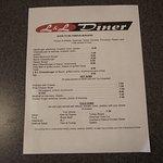 NH - MILTON - L&L DINER #17 - MENU PAGE #4