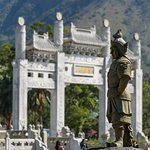 The area before Big Buddha