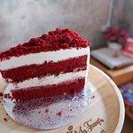 Reavelvet Cheese Cake