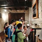 Panda English Students during their object hunt at Casa Gorordo Museum, Cebu City