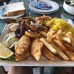 Фотография Santa Marina Fish and chips