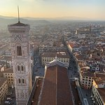 looking at Giotto's Bell Tower, don't miss that either