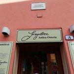 Photo de Osteria della Fragoletta