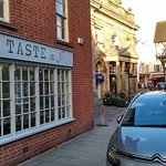 Taste at No 1 is near the Butter Cross