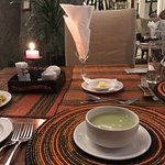Photo de The Baobab Restaurant