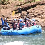 Rafting was soo much fun at pozo azul our guide Kevin was amazing best thing I've done in Costa Rica so far