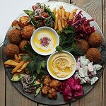 Falafel mix for 2. One of our favourite.