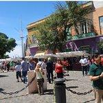 Lo Boca's square