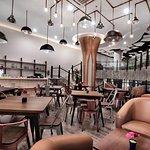 Roasted and Brew Coffee Lounge - Mezzanine Floor
