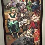 Musee de l'Orangerie -The Cruel Tales exhibition by Paula Rego (1)