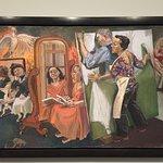 Musee de l'Orangerie -The Cruel Tales exhibition by Paula Rego