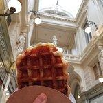 Foto de C-TOF Waffles, Ice cream & Coffee Corner