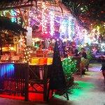 Bamboo Bar Foto