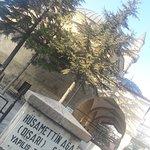 Hüsamettin Ağa Camiii