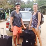 ALL DROPPED,TOURS & TRAVELS,(Come & Feel Real Travel With Us),0094774453532.@ Dots Bay House In Hiriketiya.