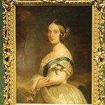 A young Queen Victoria