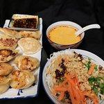 Bilde fra Fengsson Dumplings